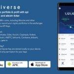 Portafolio de criptomonedas Bituniverse, completo y automatizado para iOs y Android