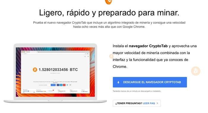 minar Bitcoin Gratis