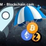 Airdrop de XLM 125 Millones de dollares en Blockchain.com