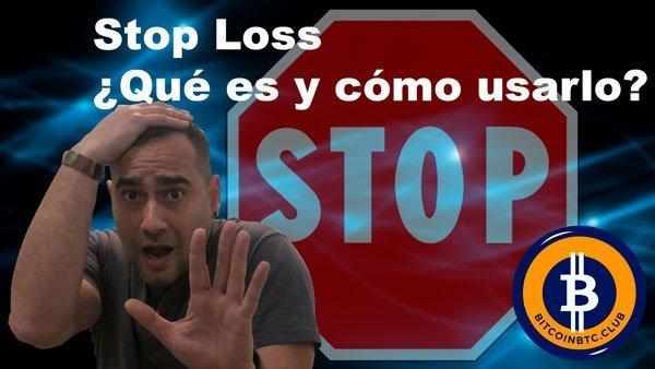 usando el Stop Loss en Trading