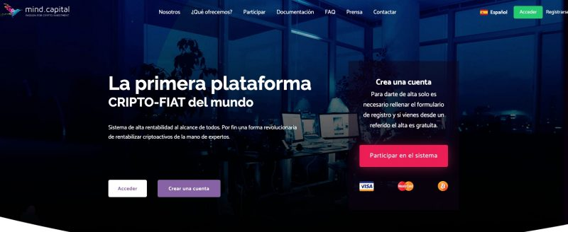 Mind Capital, inversión inteligente