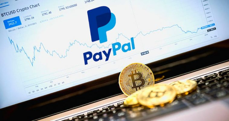 Paypal acepta Bitcoin